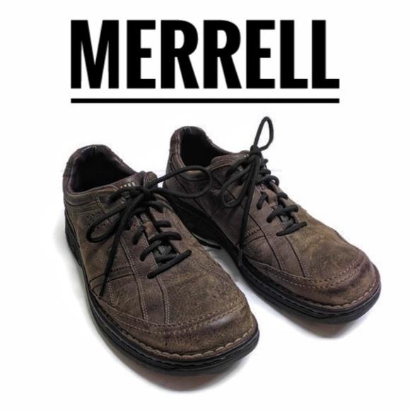 2f5644c7b7 Men's Merrell World Era Leather size 11.5 shoes